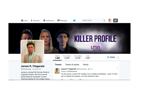 Jim Fitzgerald Francey Hakes used to follow me on twitter copy